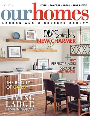 Our Homes – Fall 2016