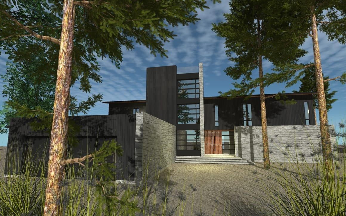 Tall Pines House