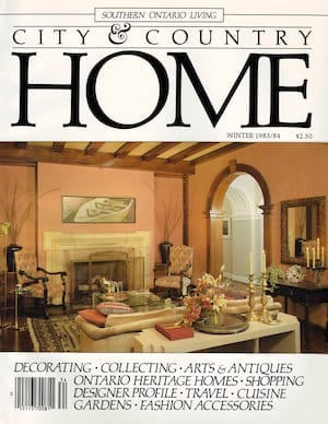 City & Country Home – Winter 1983