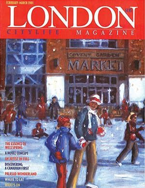 City Life – Winter 2000