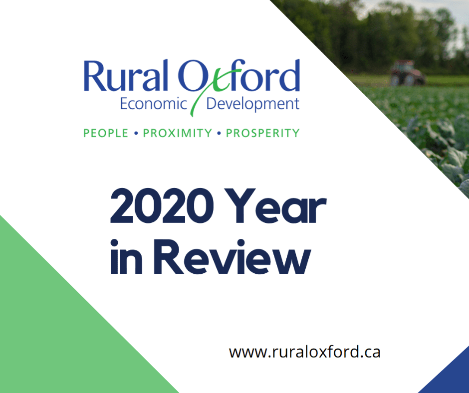 Rural Oxford Economic Development 2020 Year in Review