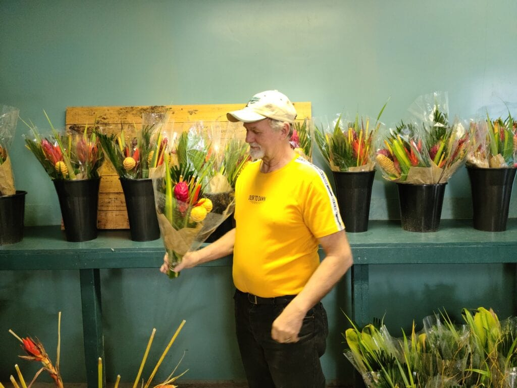 Norwich Tropical Flower Company Shifts Operations to Cope with the Pandemic